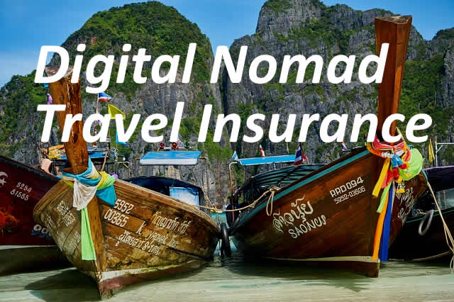 travel insurance for digital nomads